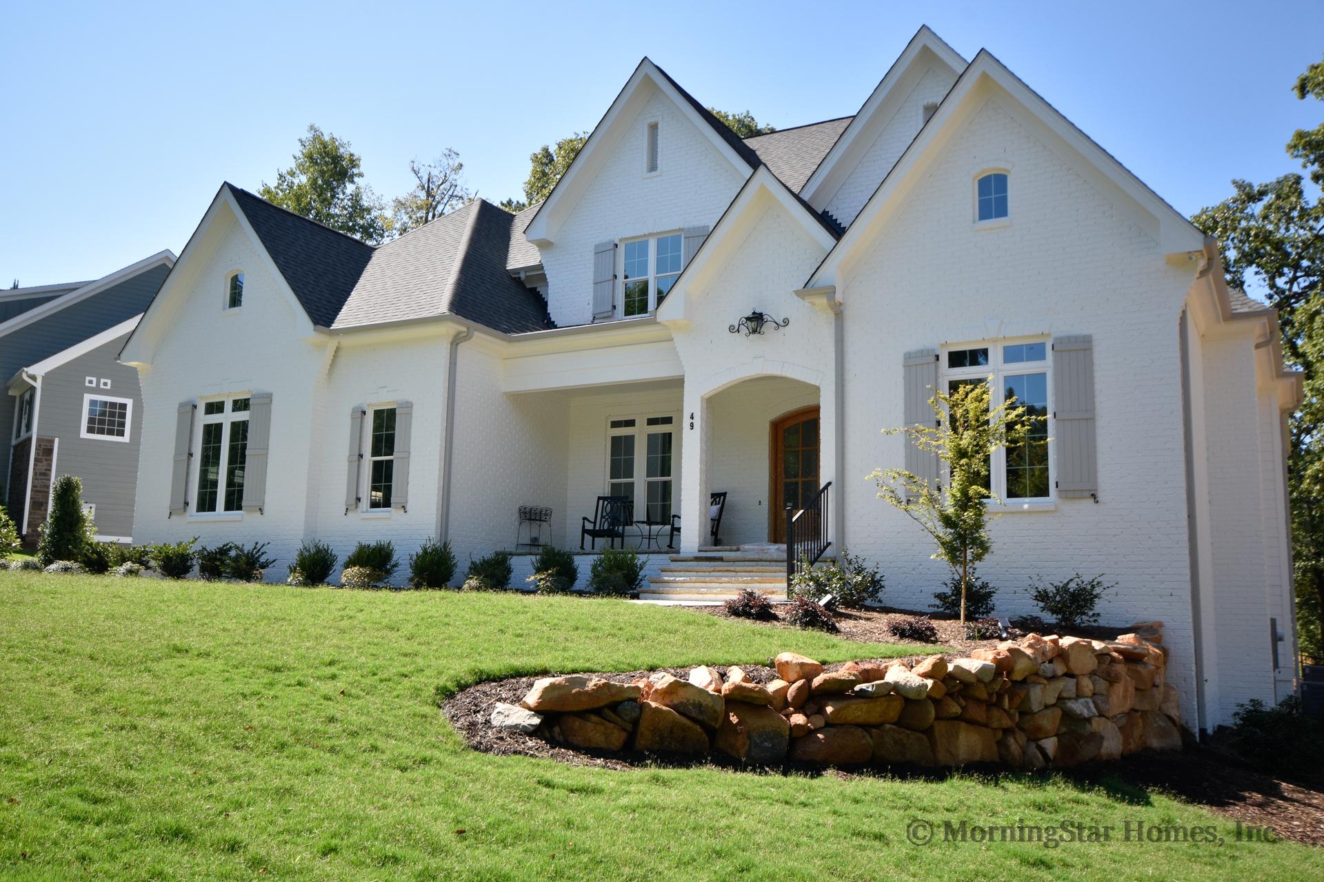Chapel Ridge Estate 11 is Complete