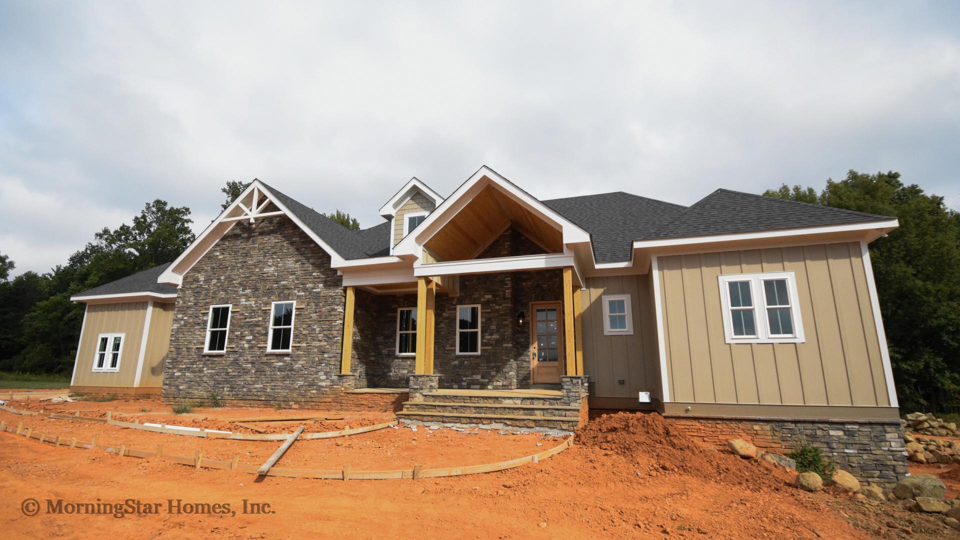 Progress Update at Eno Springs 1